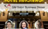 GM Salon: Business-Dinner im Hotel Reichshof